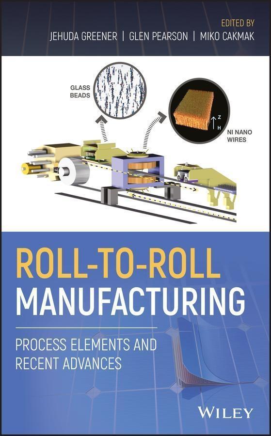 Roll-to-Roll Manufacturing als eBook Download von