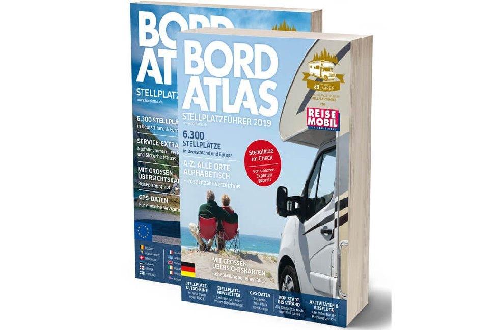 Bordatlas 2019 in 2 Bänden als Buch