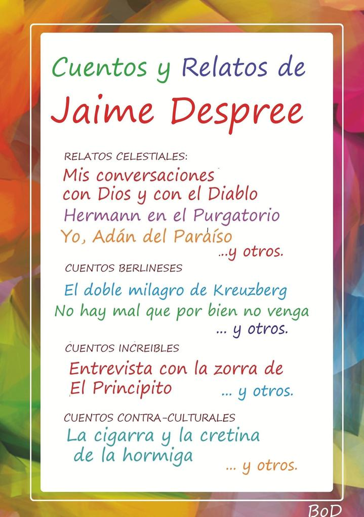 Cuentos y Relatos de Jaime Despree als Buch