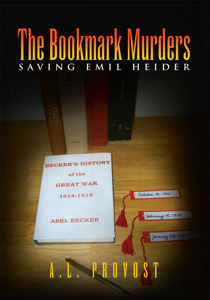 The Bookmark Murders als eBook Download von A. ...