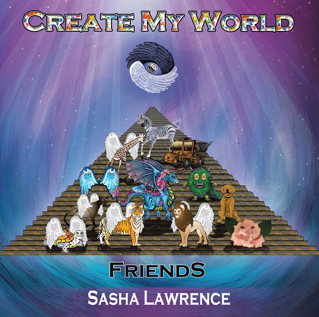 Create My World Friends! als eBook Download von...