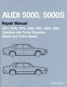Audi 5000, 5000s Repair Manual 1977-1983: Gasoline and Turbo Gasoline, Diesel and Turbo Diesel