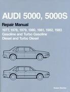 Audi 5000, 5000s Repair Manual 1977-1983: Gasoline and Turbo Gasoline, Diesel and Turbo Diesel