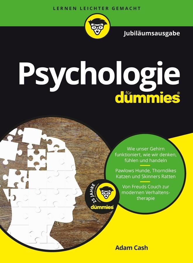 Psychologie für Dummies Jubiläumsausgabe als eB...