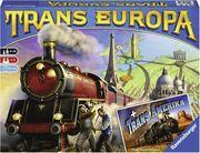 Ravensburger Spiel - TransEuropa und TransAmerika