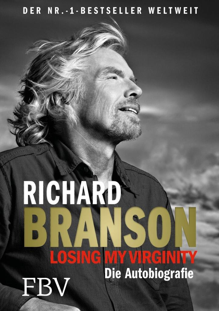 Losing My Virginity als Buch