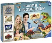 Ravensburger Spiel - ScienceX - WOW - Triops & Dinosaurier