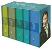 Schopenhauer: Sämtliche Werke in fünf Bänden im Schuber