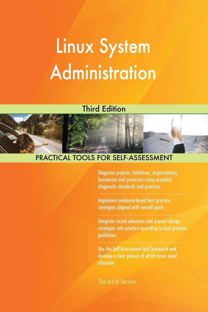 Linux System Administration Third Edition als e...