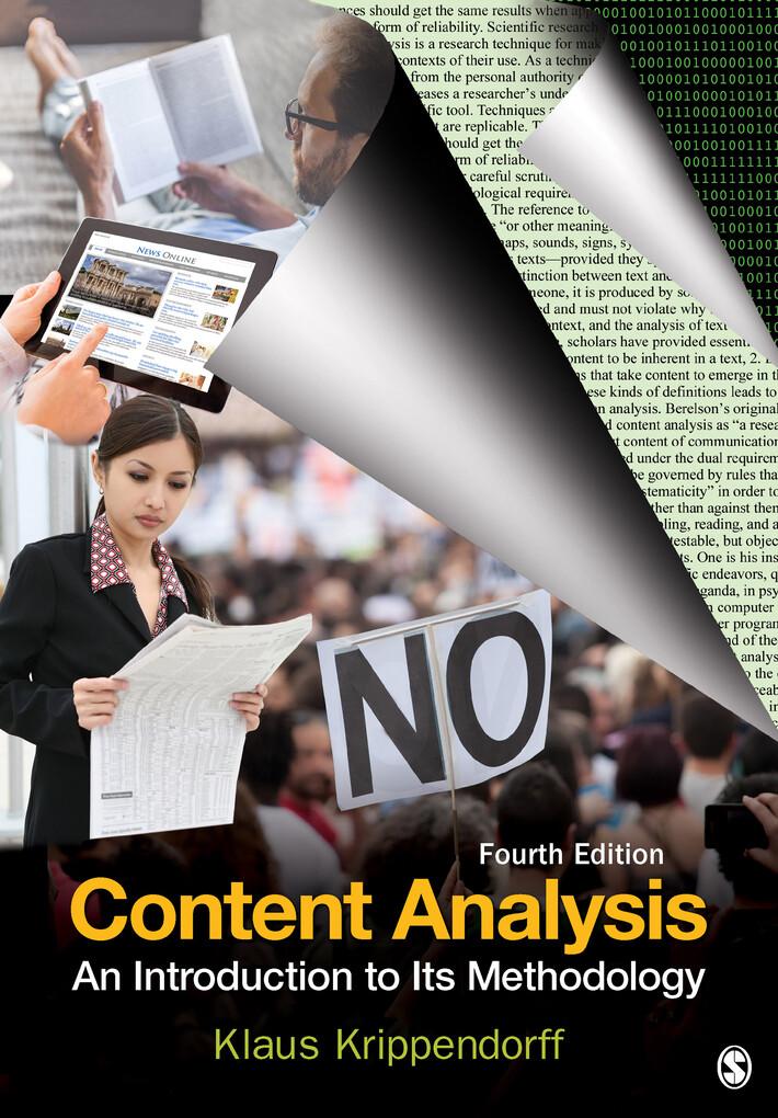 Content Analysis als eBook Download von Klaus K...