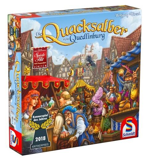 Die Quacksalber von Quedlinburg als sonstige Artikel