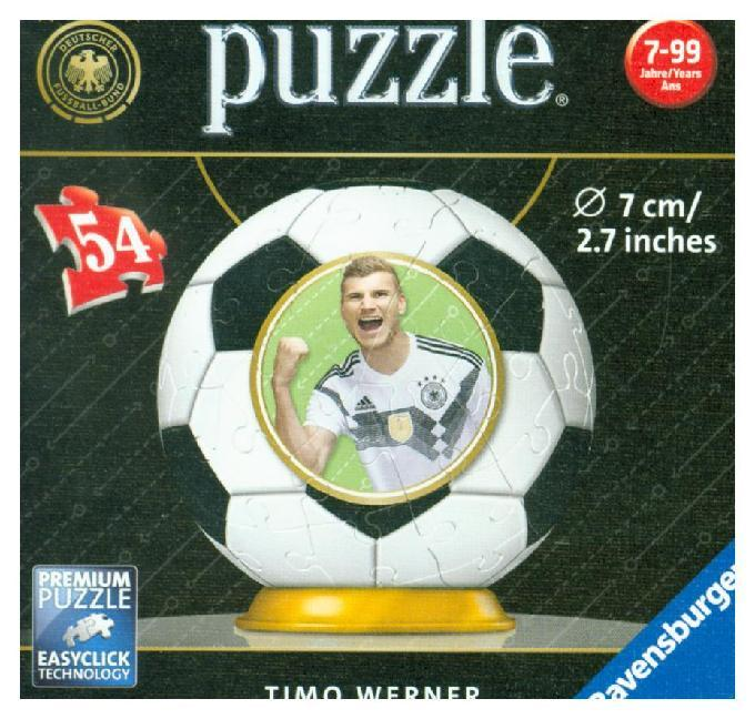 Ravensburger Puzzle - 3D Puzzles - Timo Werner ...