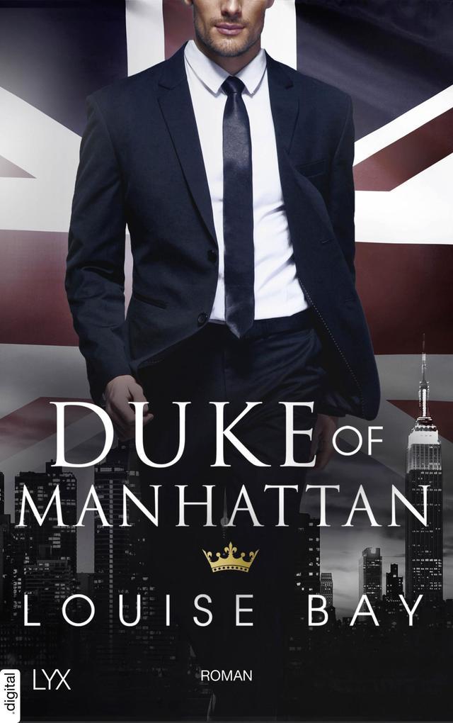 Duke of Manhattan als eBook