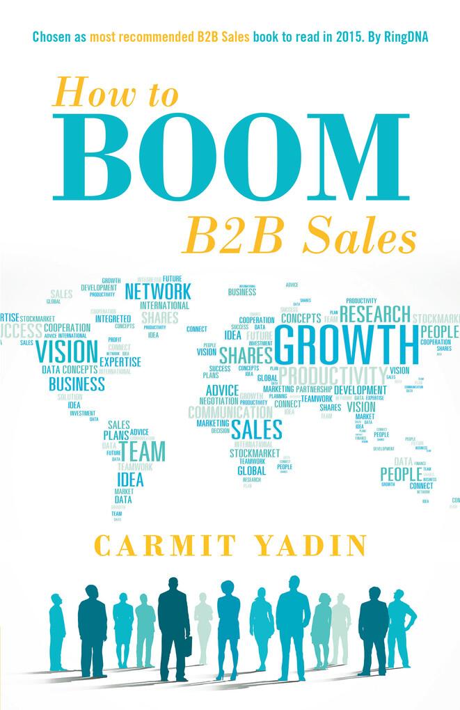 How to Boom B2b Sales als eBook Download von Ca...