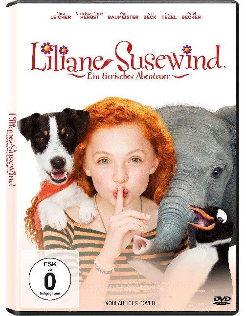 Liliane Susewind - Ein tierisches Abenteuer als DVD