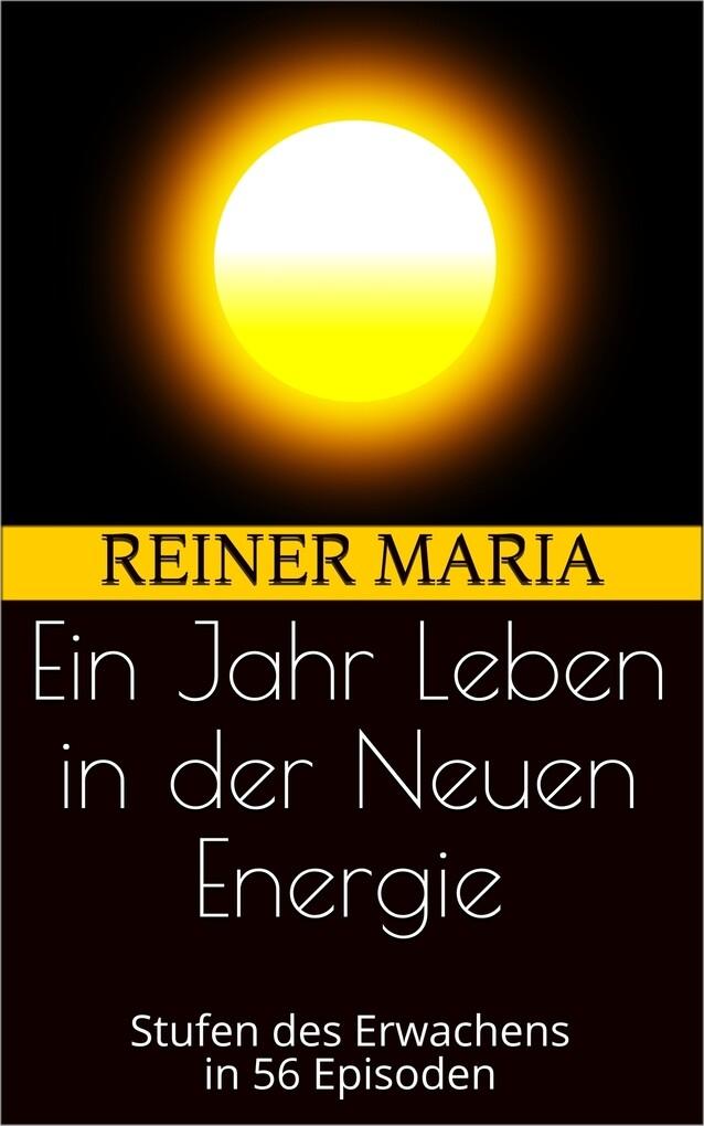 Ein Jahr Leben in der Neuen Energie als eBook epub
