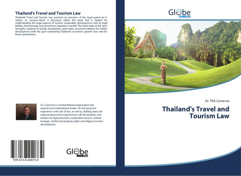 Thailand´s Travel and Tourism Law als Buch von ...