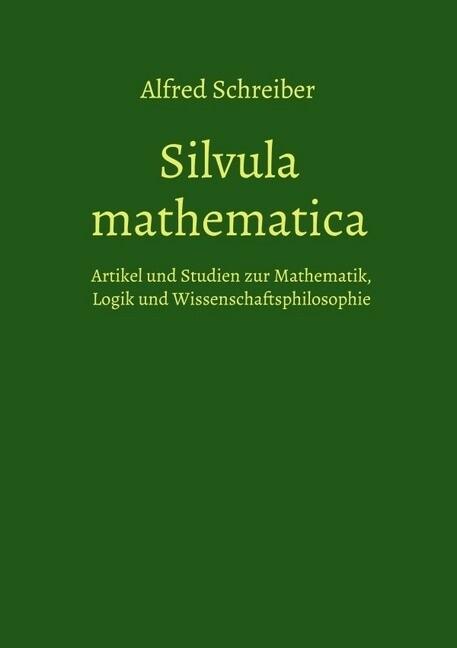 Silvula mathematica als Buch