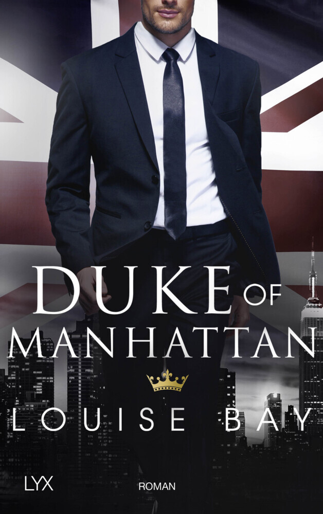 Duke of Manhattan als Buch