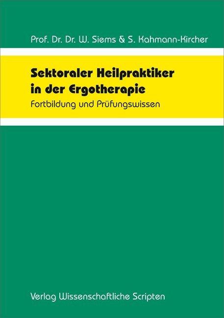 Sektoraler Heilpraktiker in der Ergotherapie al...