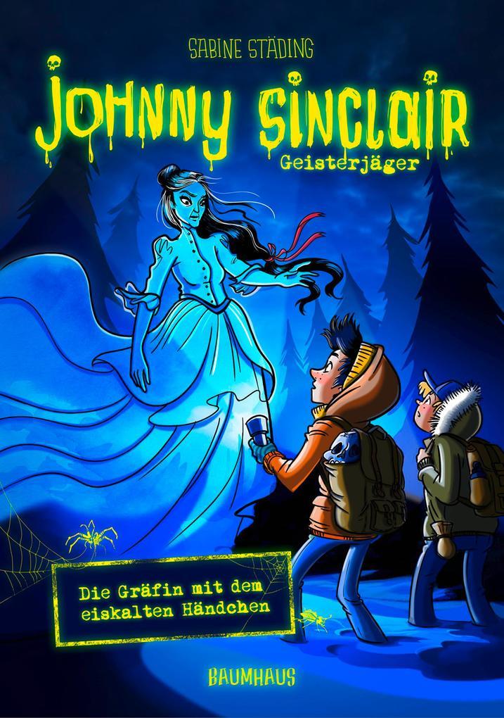 Johnny Sinclair 03 - Die Gräfin mit dem eiskalten Händchen als Buch