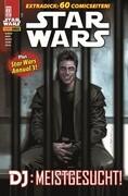 Star Wars, Comicmagazin 33 - DJ - Meist gesucht