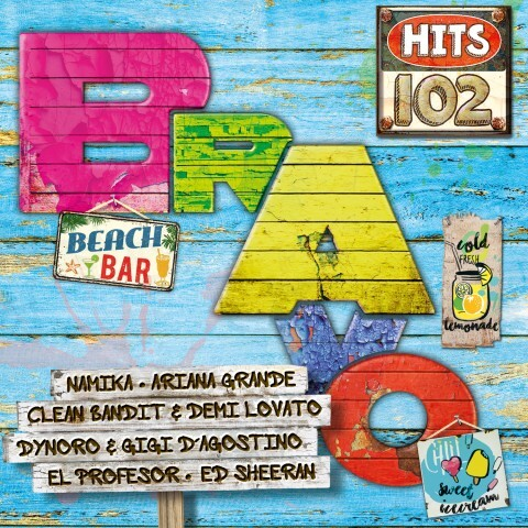 Bravo Hits, Vol. 102 als CD