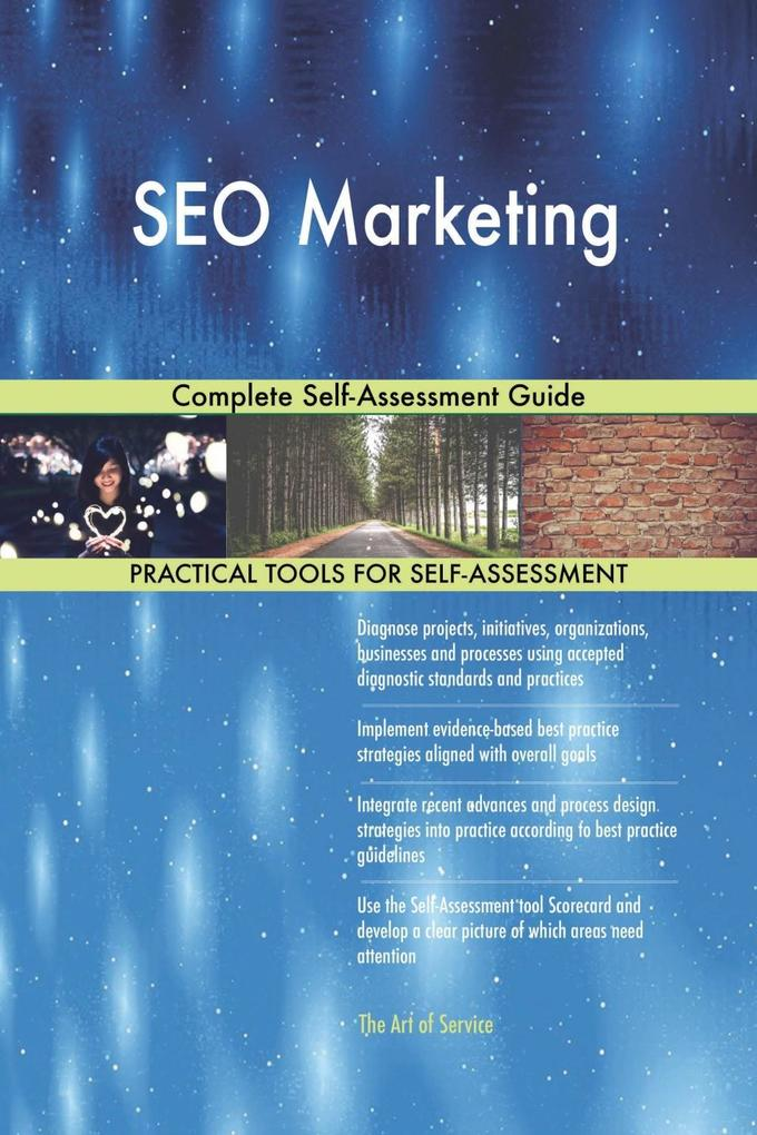 SEO Marketing Complete Self-Assessment Guide al...