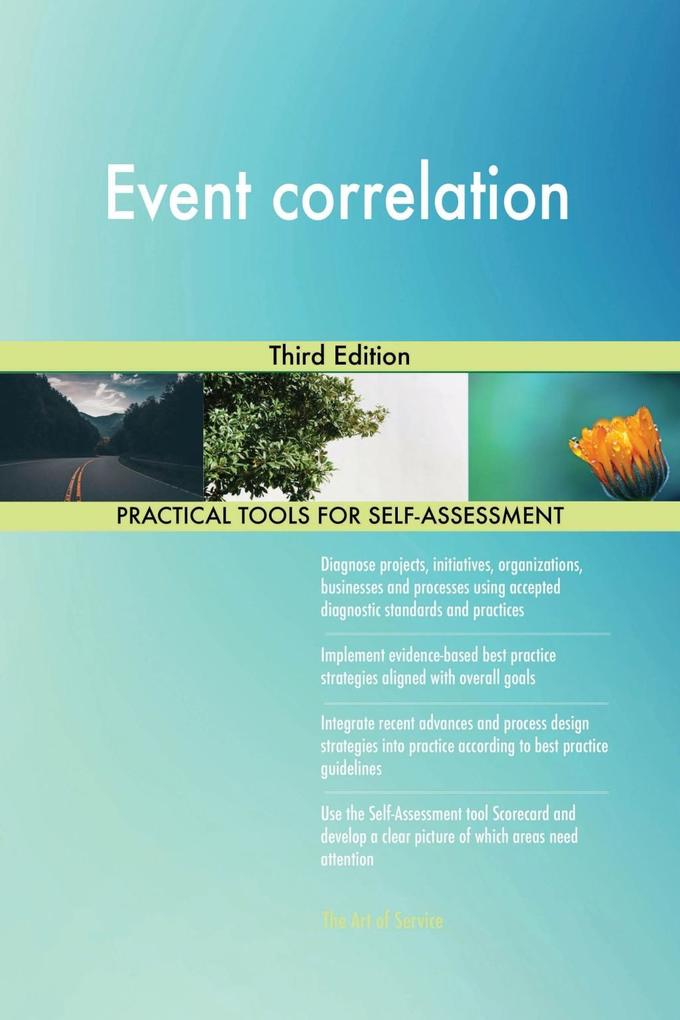 Event correlation Third Edition als eBook Downl...