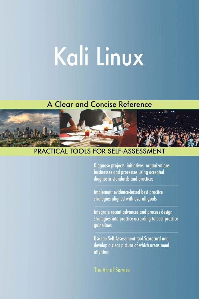 Kali Linux A Clear and Concise Reference als eB...
