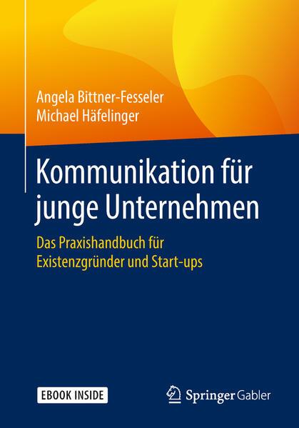 Kommunikation für junge Unternehmen als Buch vo...