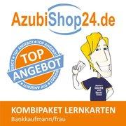 AzubiShop24.de Kombi-Paket Lernkarten Bankkaufmann/-frau