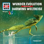 WAS IST WAS Hörspiel: Wunder Evolution / Darwins Weltreise