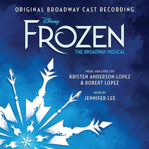 Frozen: The Broadway Musical als CD