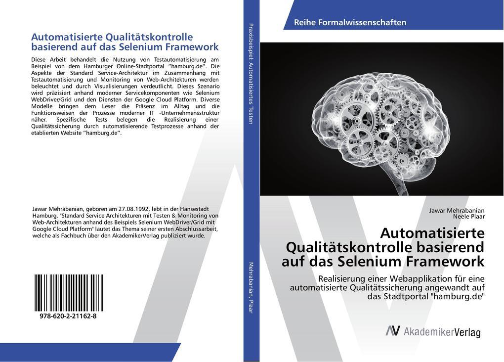 Automatisierte Qualitätskontrolle basierend auf...