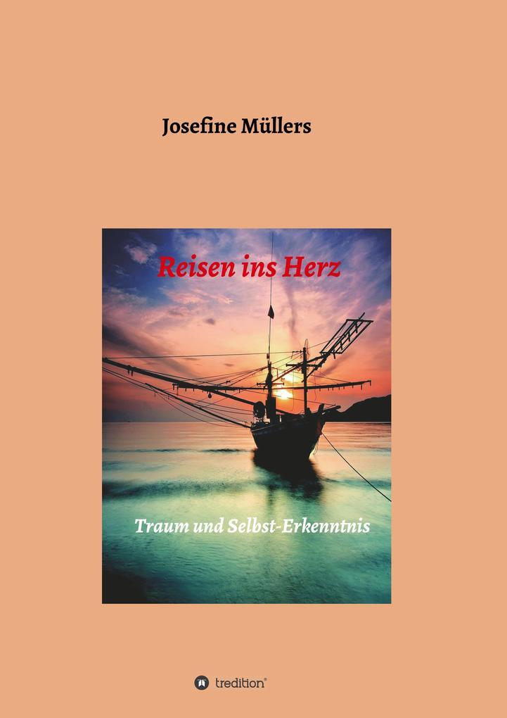 Reisen ins Herz als Buch von Josefine Müllers