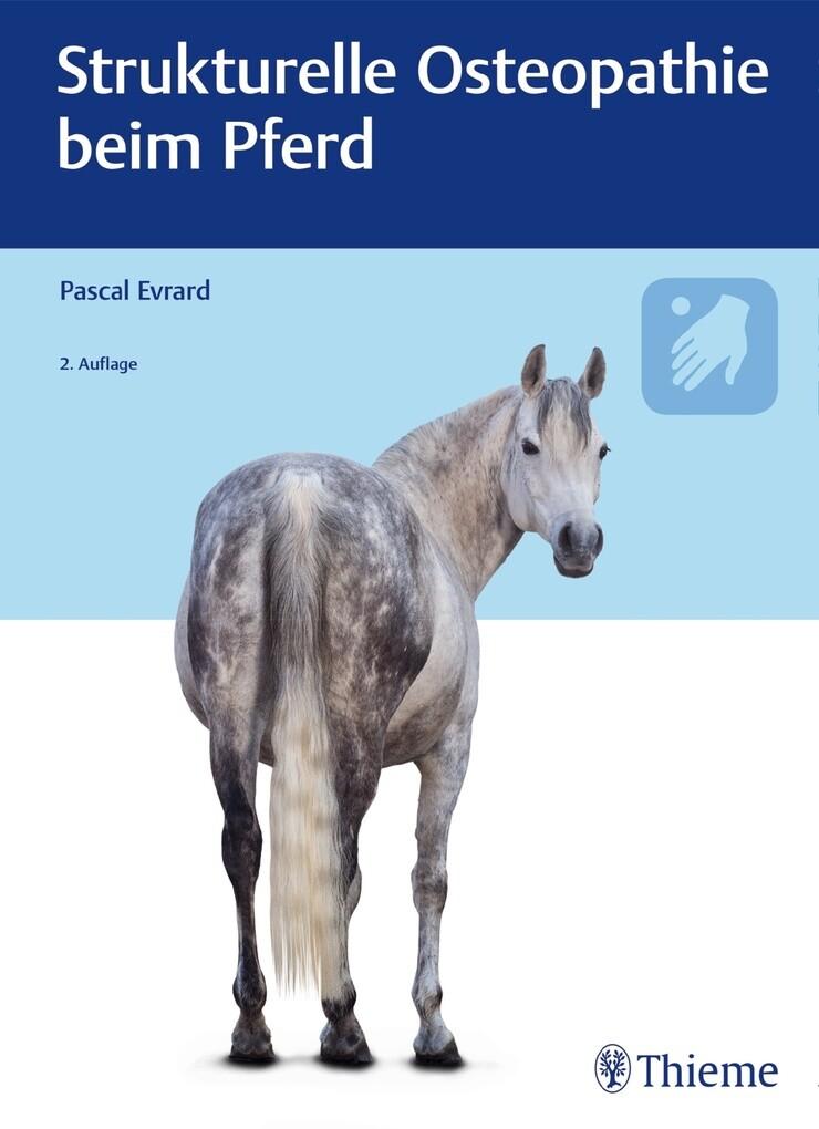 Strukturelle Osteopathie beim Pferd als eBook D...