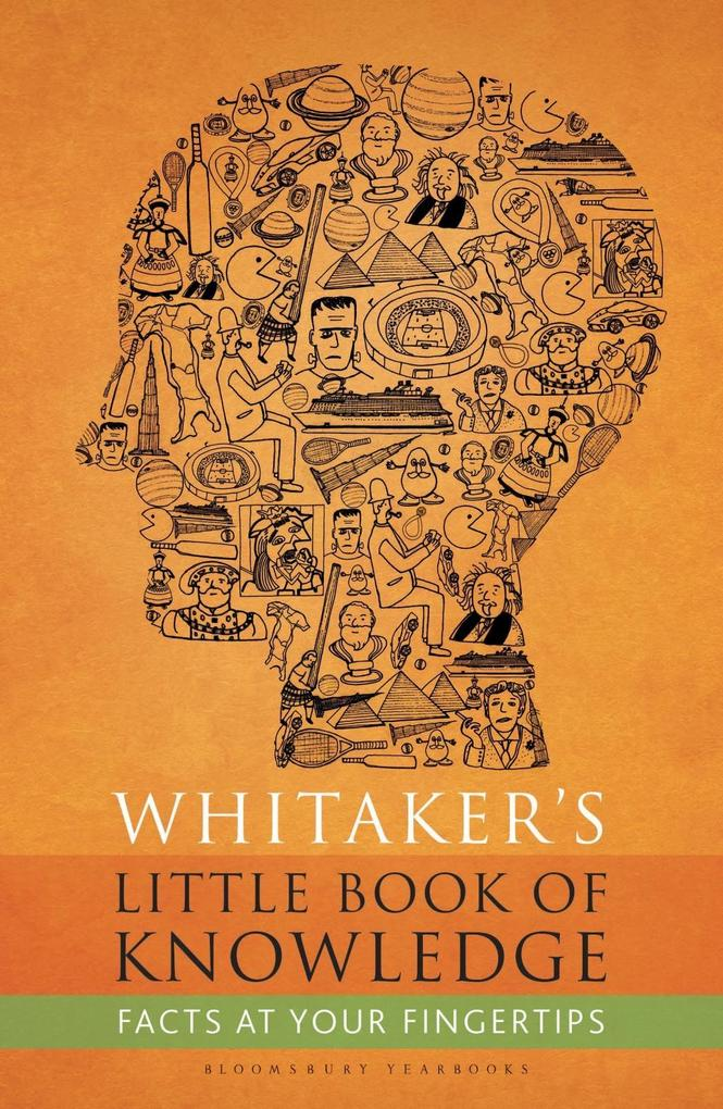 Whitaker´s Little Book of Knowledge als eBook D...