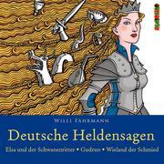 Deutsche Heldensagen. Teil 2