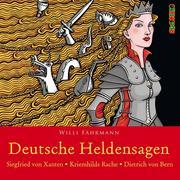 Deutsche Heldensagen. Teil 1