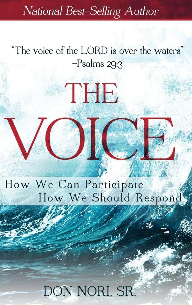 The Voice als Buch von Don Nori