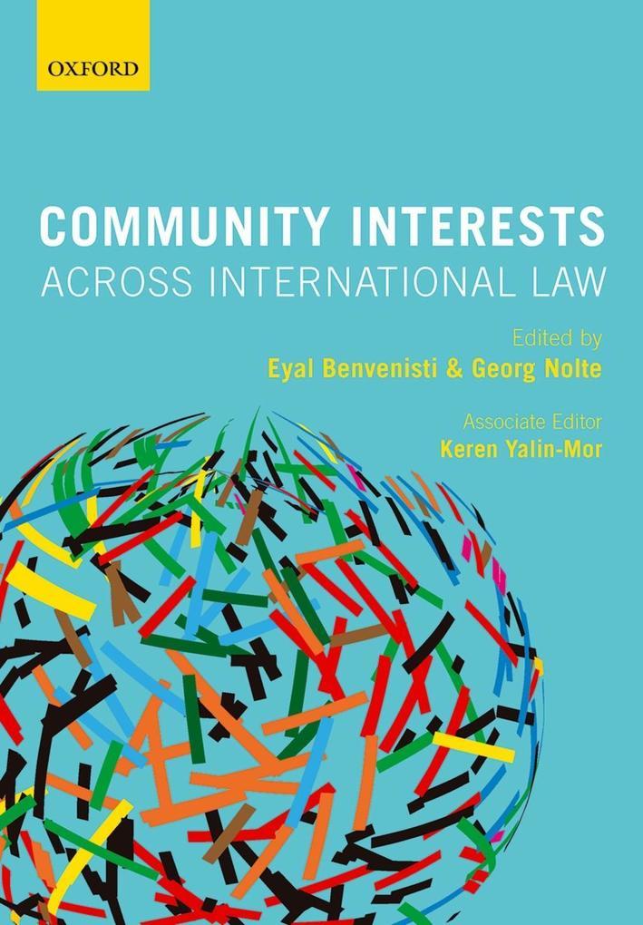 Community Interests Across International Law al...
