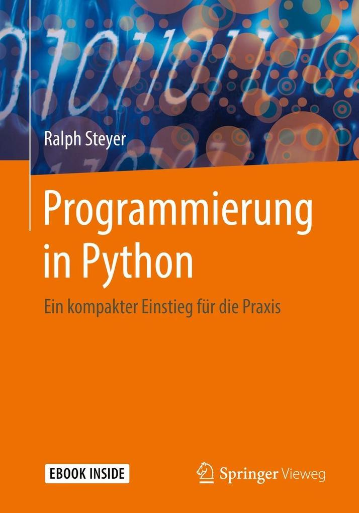 Programmierung in Python als eBook Download von...