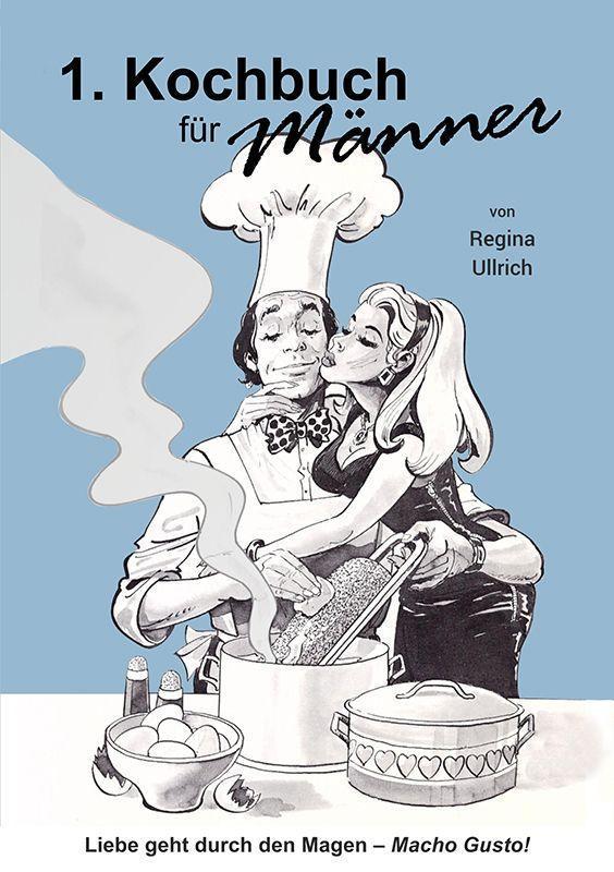 Kochbuch für Männer als eBook Download von Regi...
