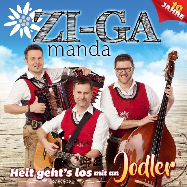 Heit geht´s los mit an Jodler