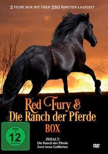 Red Fury & Die Ranch Der Pferde Box (2 Filme)