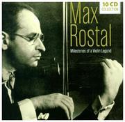 Milestones of a Violin Legend