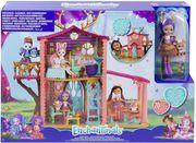 Mattel - Enchantimals Spielhaus Set Reh