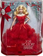 Mattel - Barbie Signature Holiday Barbie Puppe, blond