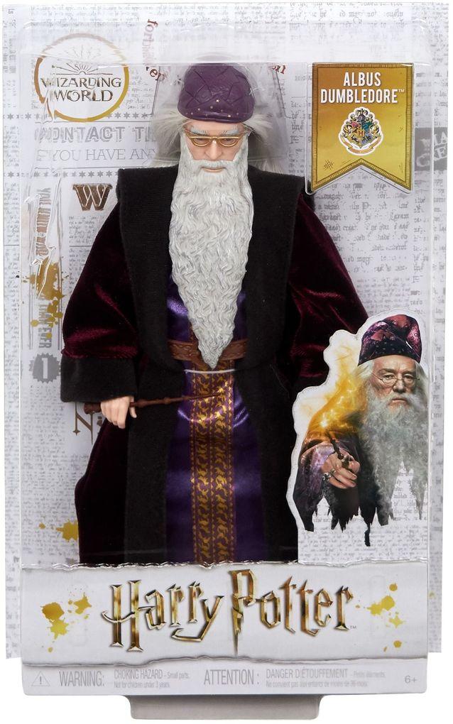 Albus Dumbledore PuppeMattel FYM54Harry Potter /& die Kammer des Schreckens